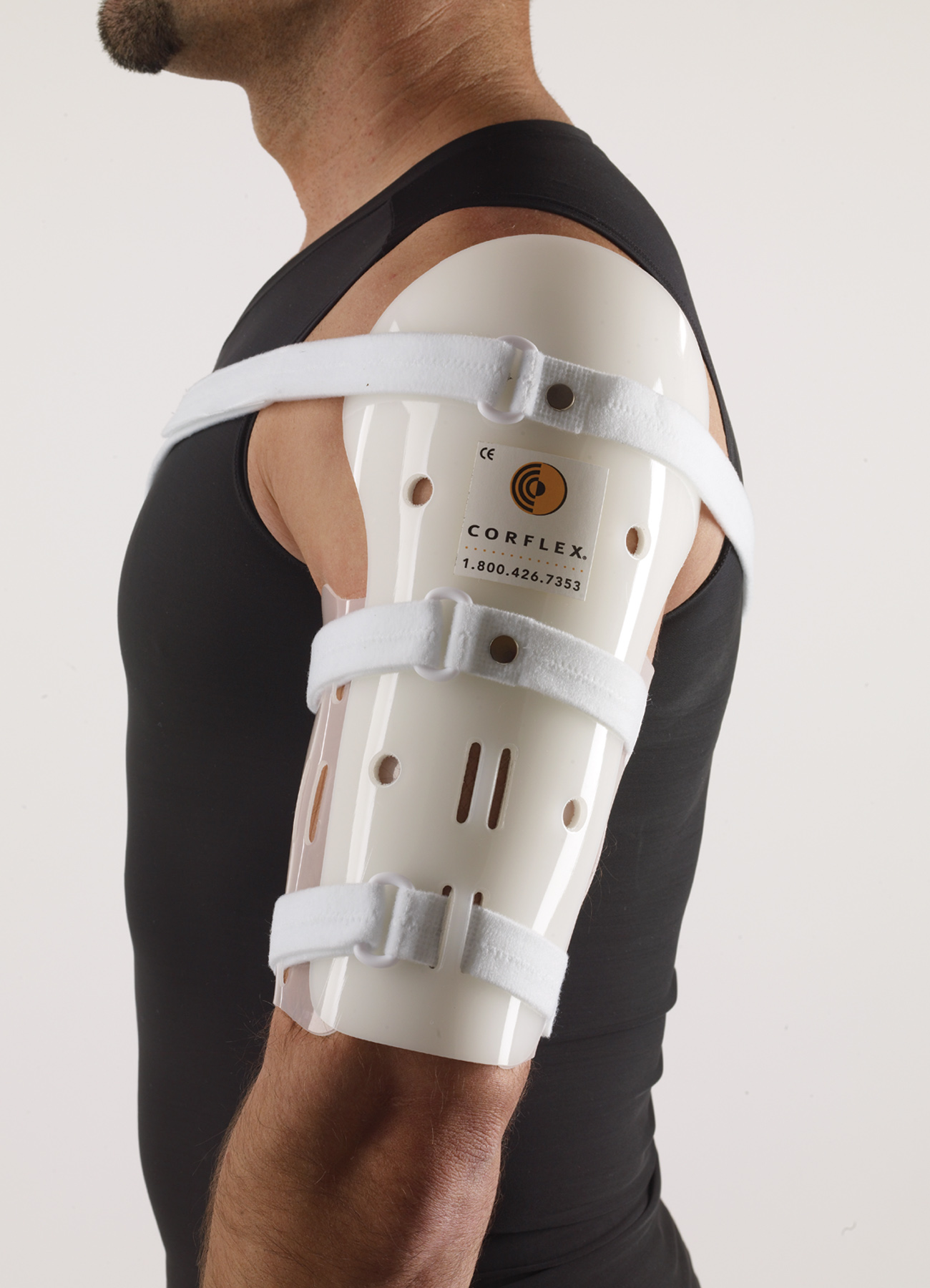 Extended Length Humeral Splint