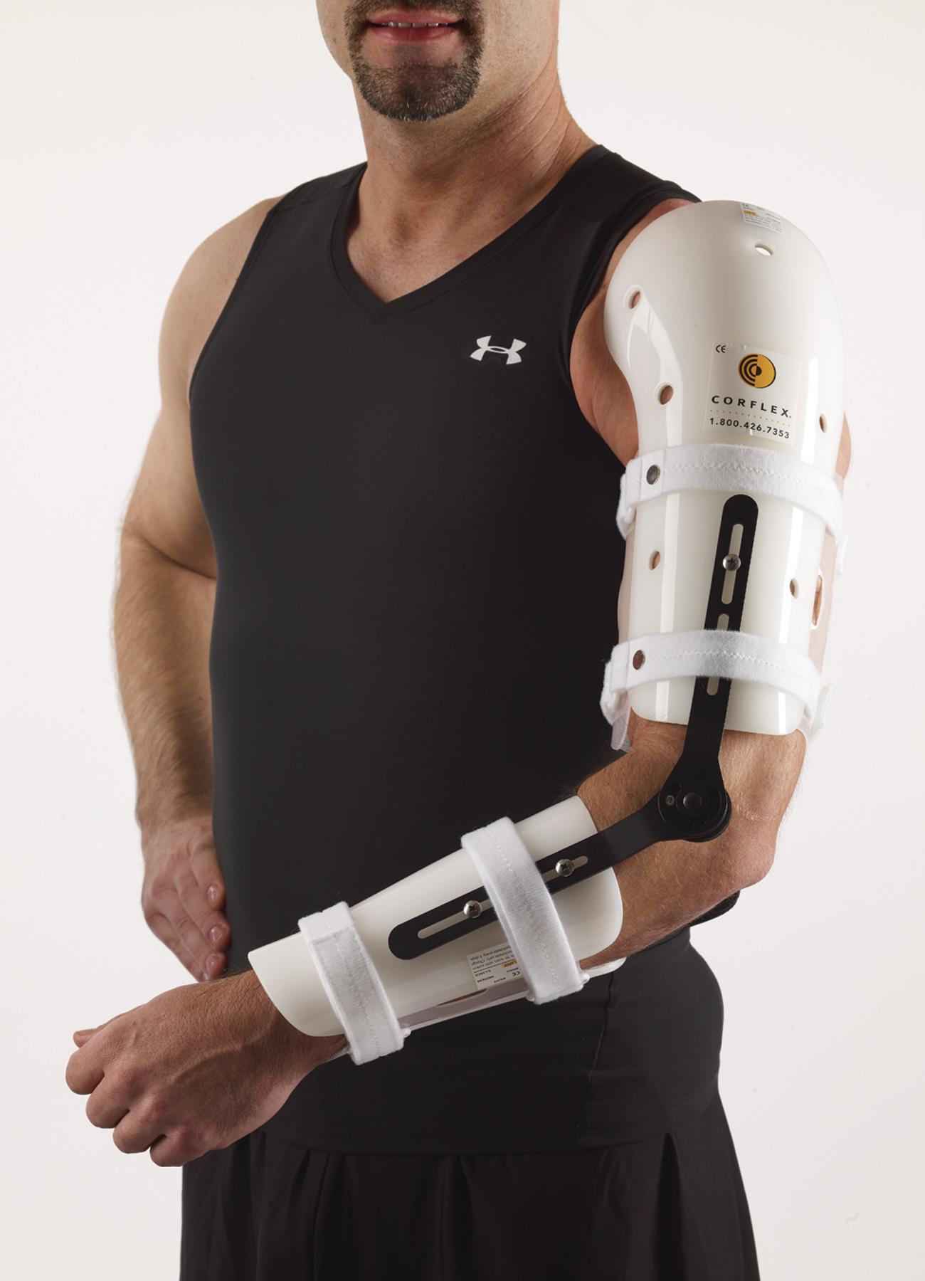 68bdcb9c59 Elbow Orthosis w/R.O.M. Hinge