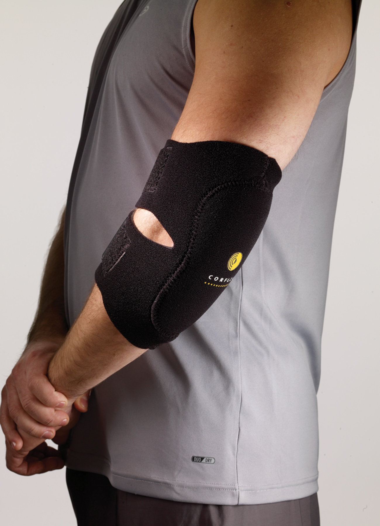 Padded Elbow Wrap