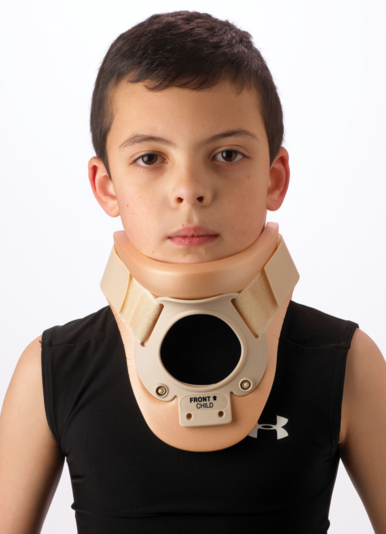 Rigid Cervical Collar w/Trachea