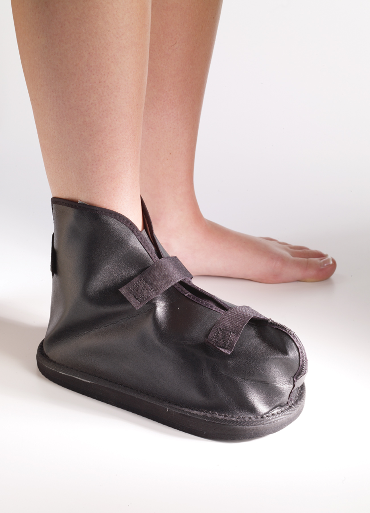 Enclosed Toe Cast Boot