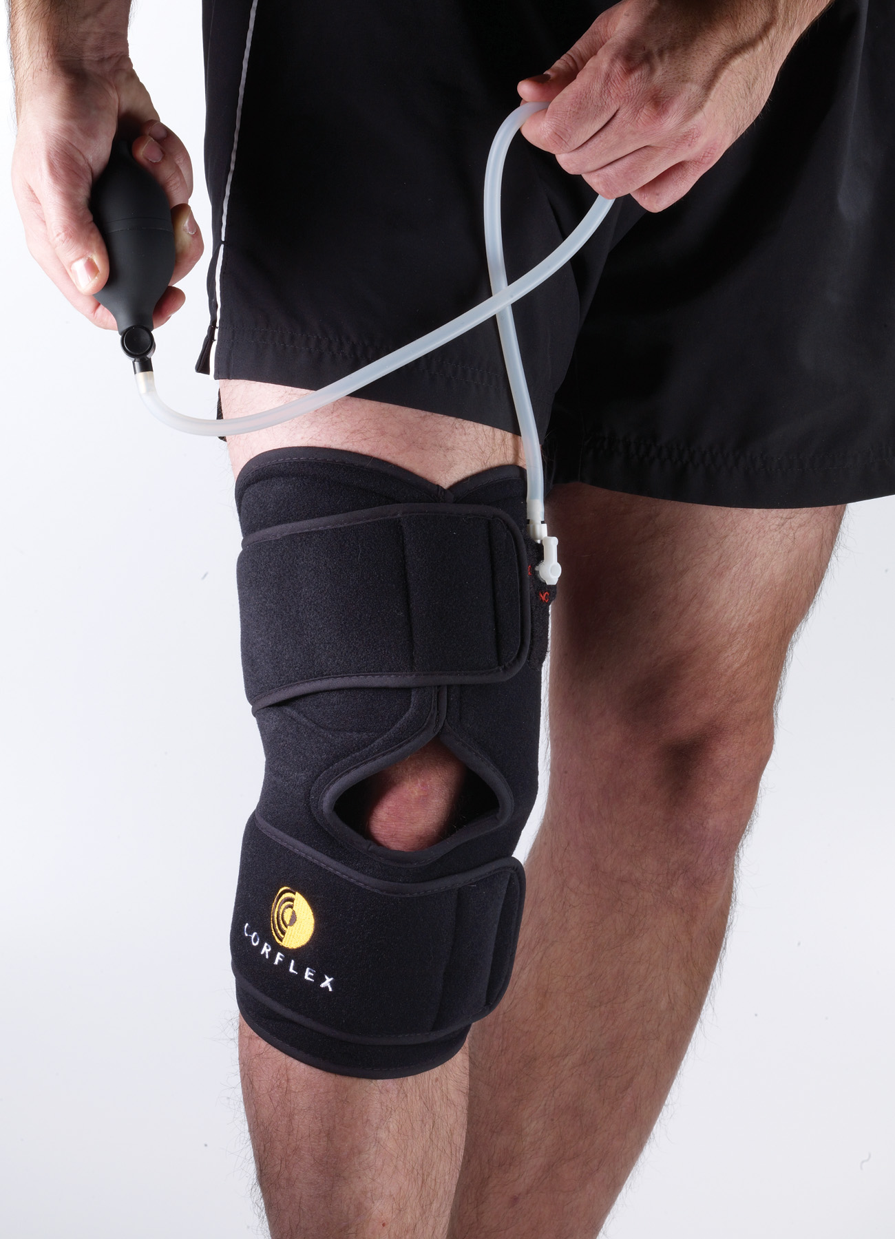 Cryo Pneumatic Knee Splint