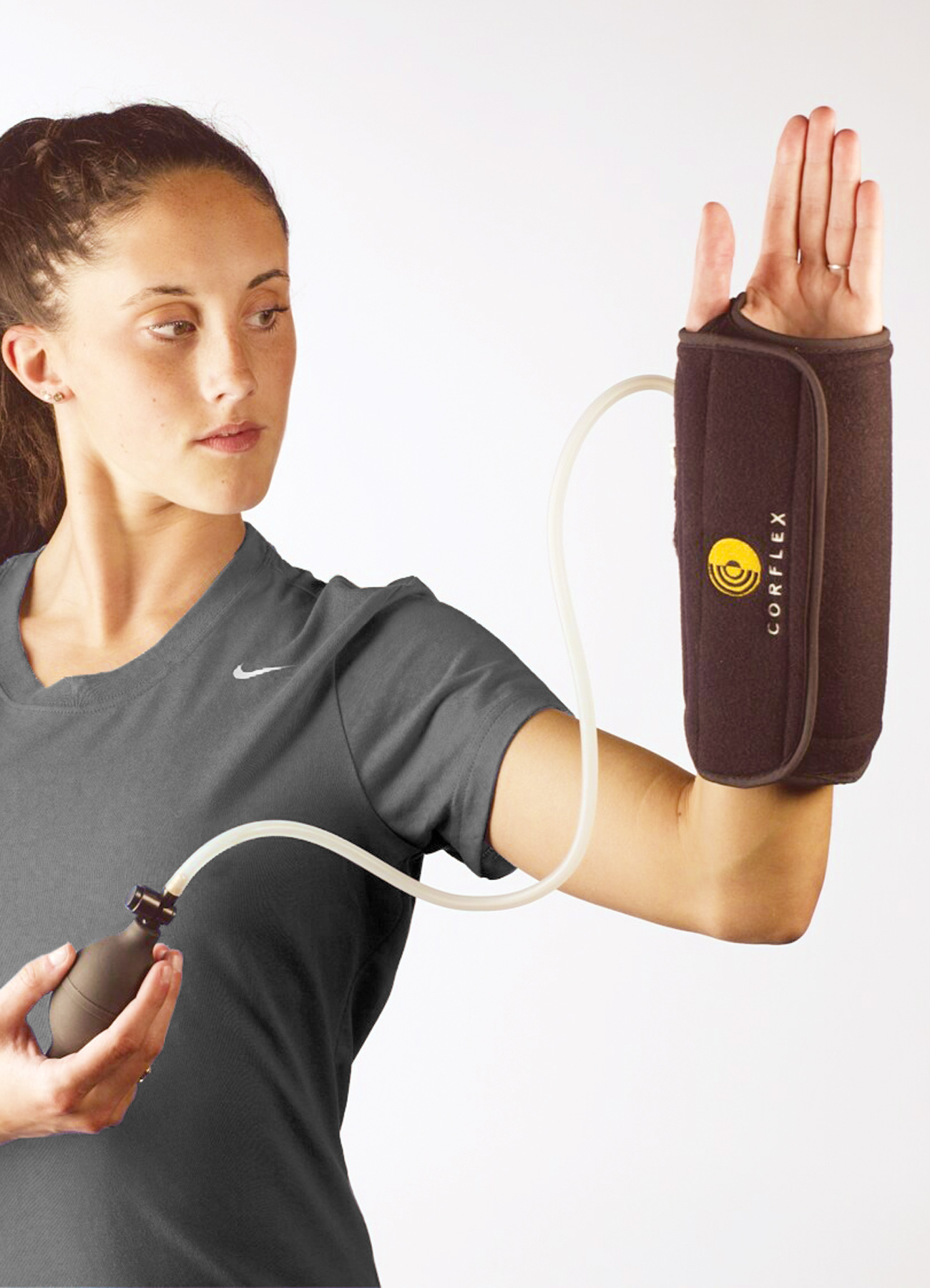 Cryo Pneumatic Wrist Support