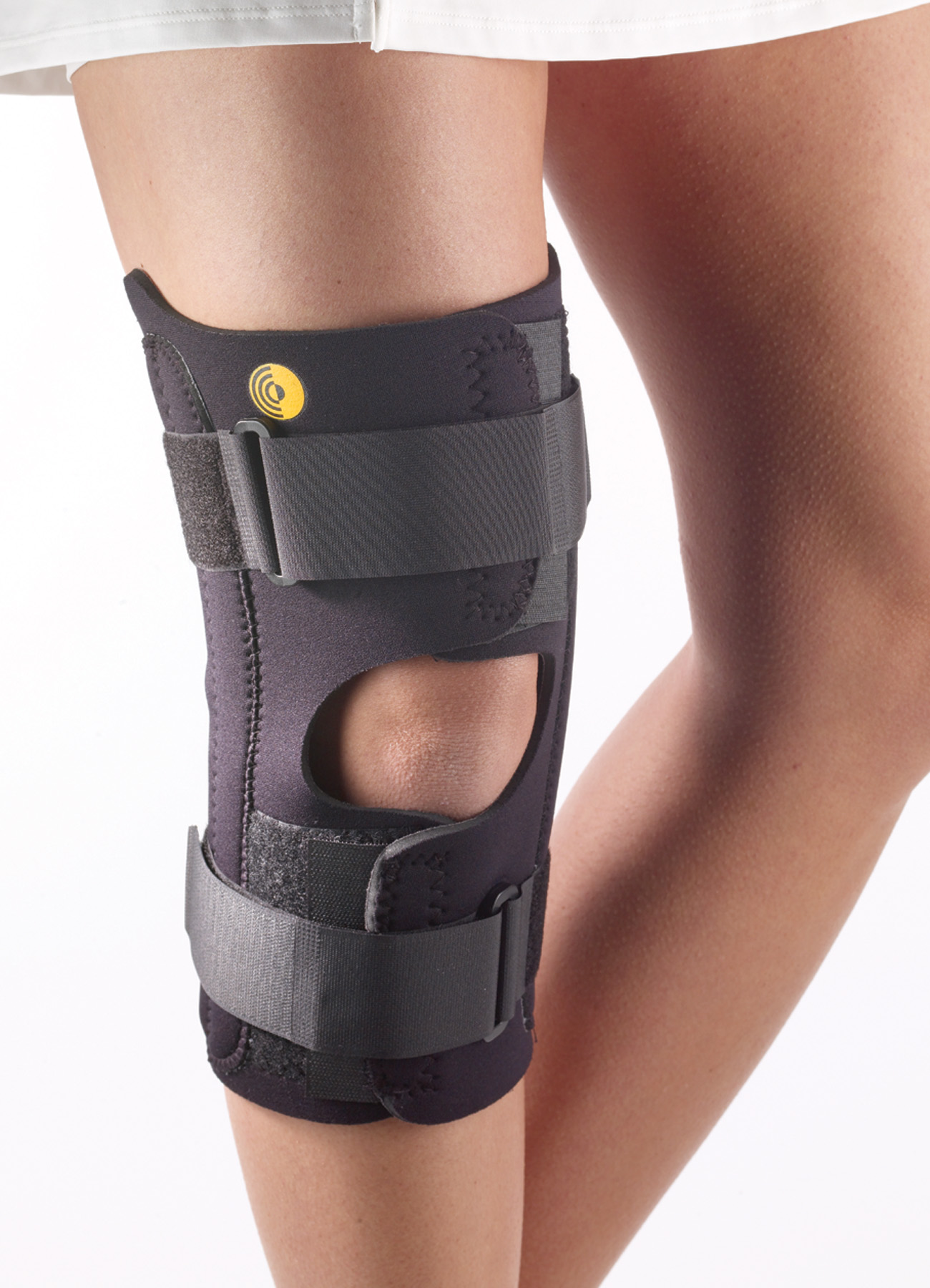 Anterior Closure Knee Wrap w/Stays
