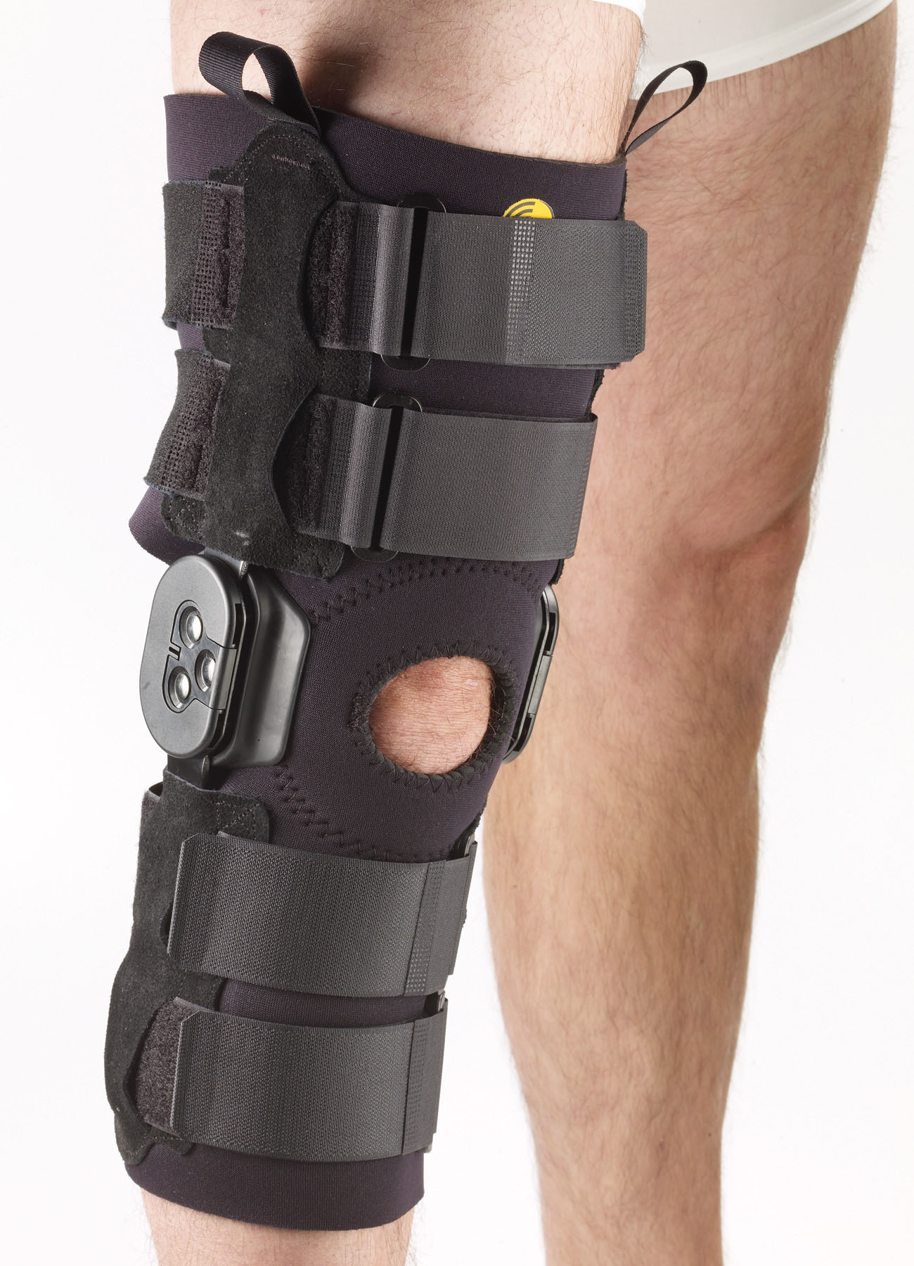 5ccc5bac62 Corflex Inc: Hinged Knee Support