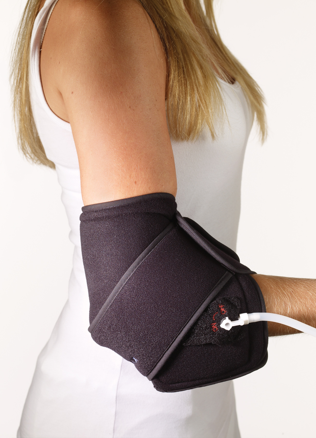 Cryo Pneumatic Elbow Wrap