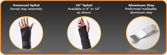 Ultra Fit Wrist Splint