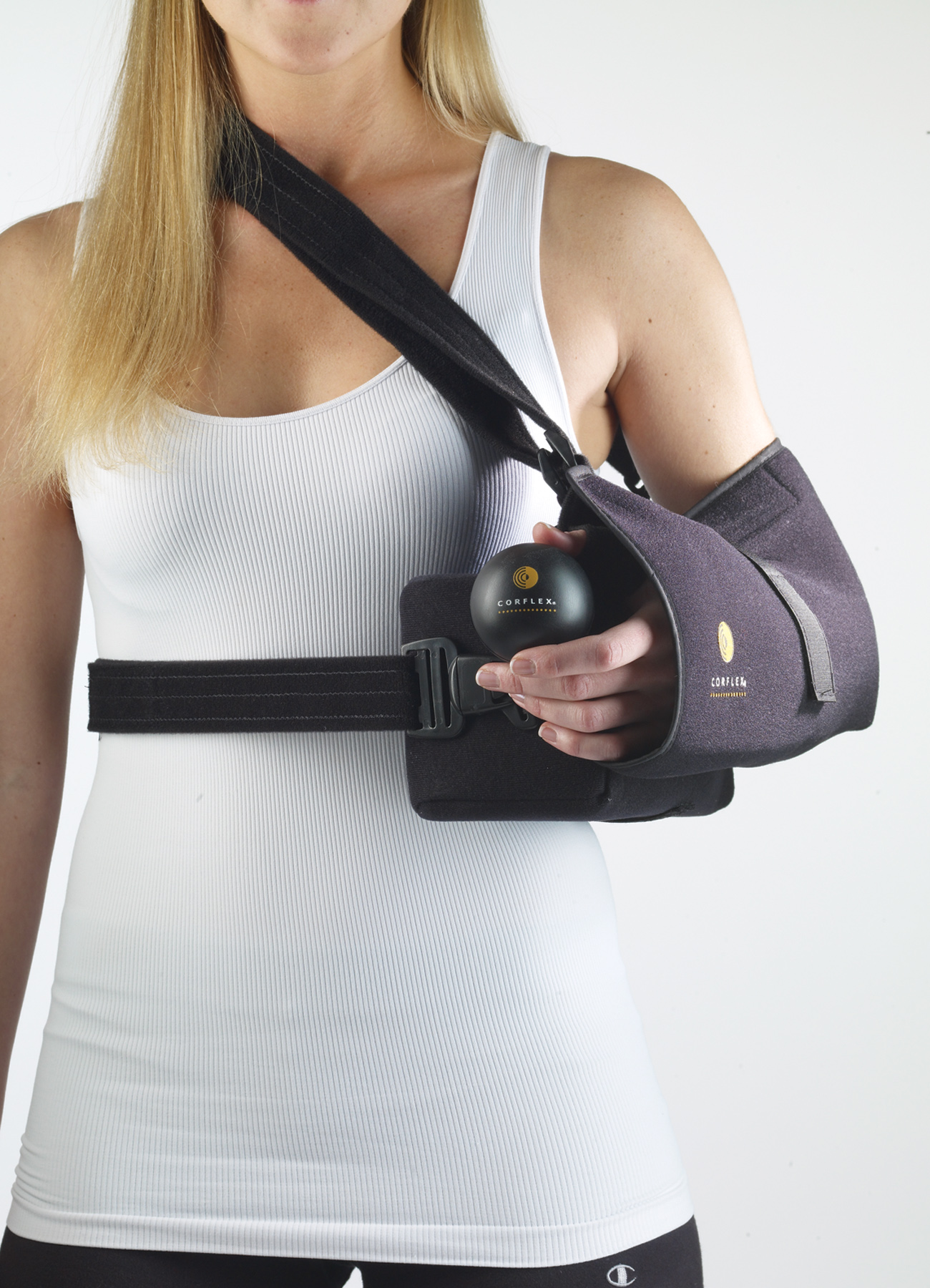 Shoulder Abduction Pillow w/Sling