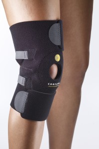 Universal Knee Wrap w/Dynamic Buttress