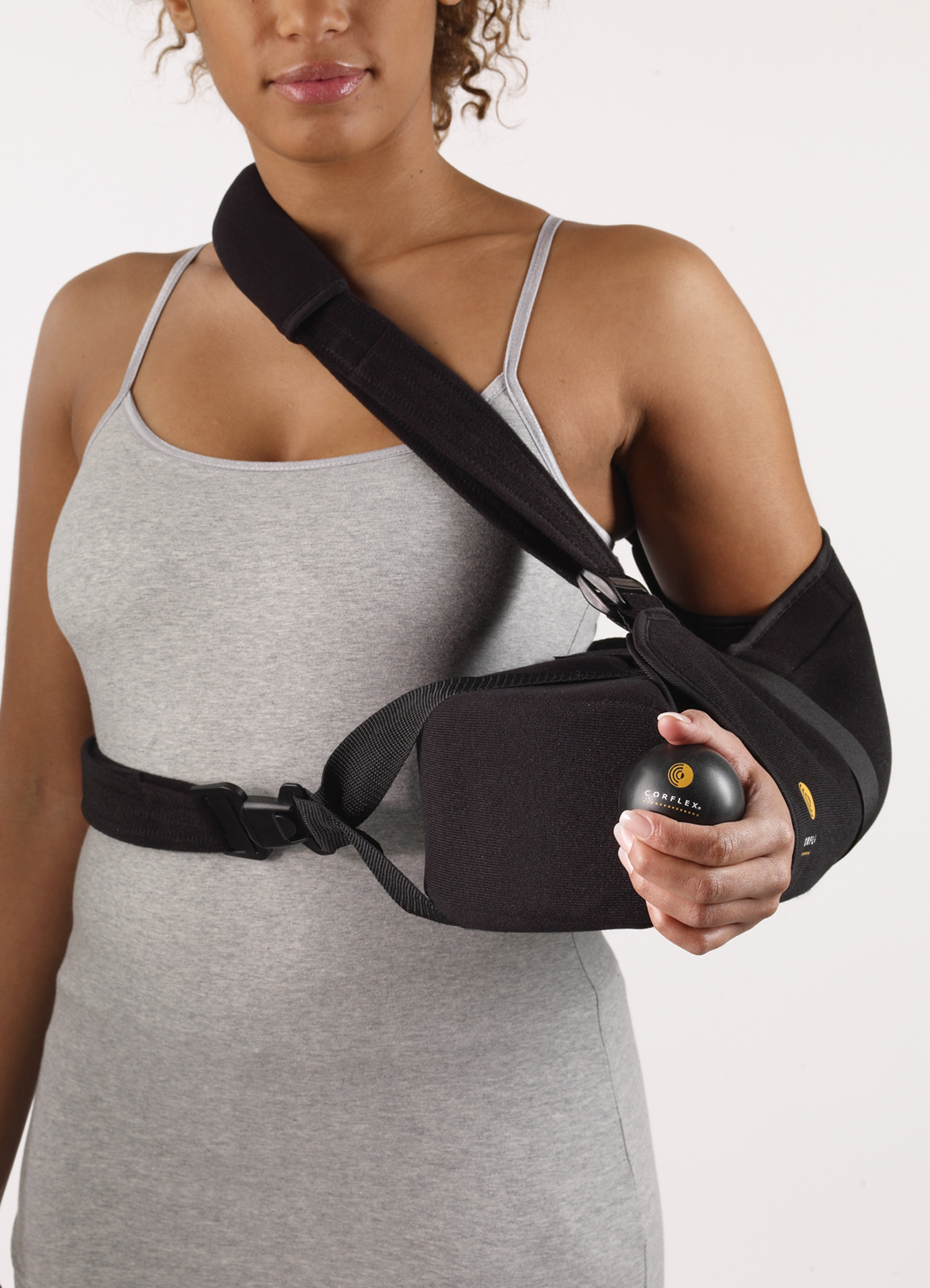 Ultra Shoulder Abduction Pillow w/Sling