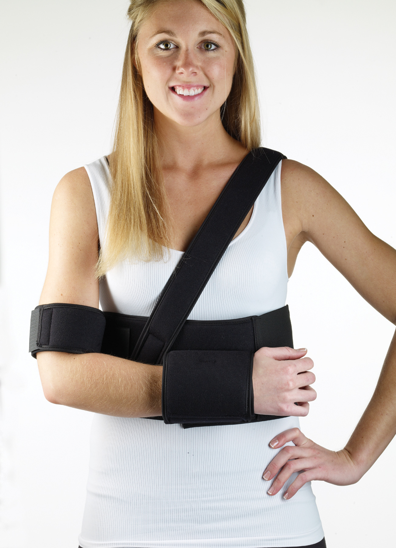 Universal Comfort Shoulder Immobilizer