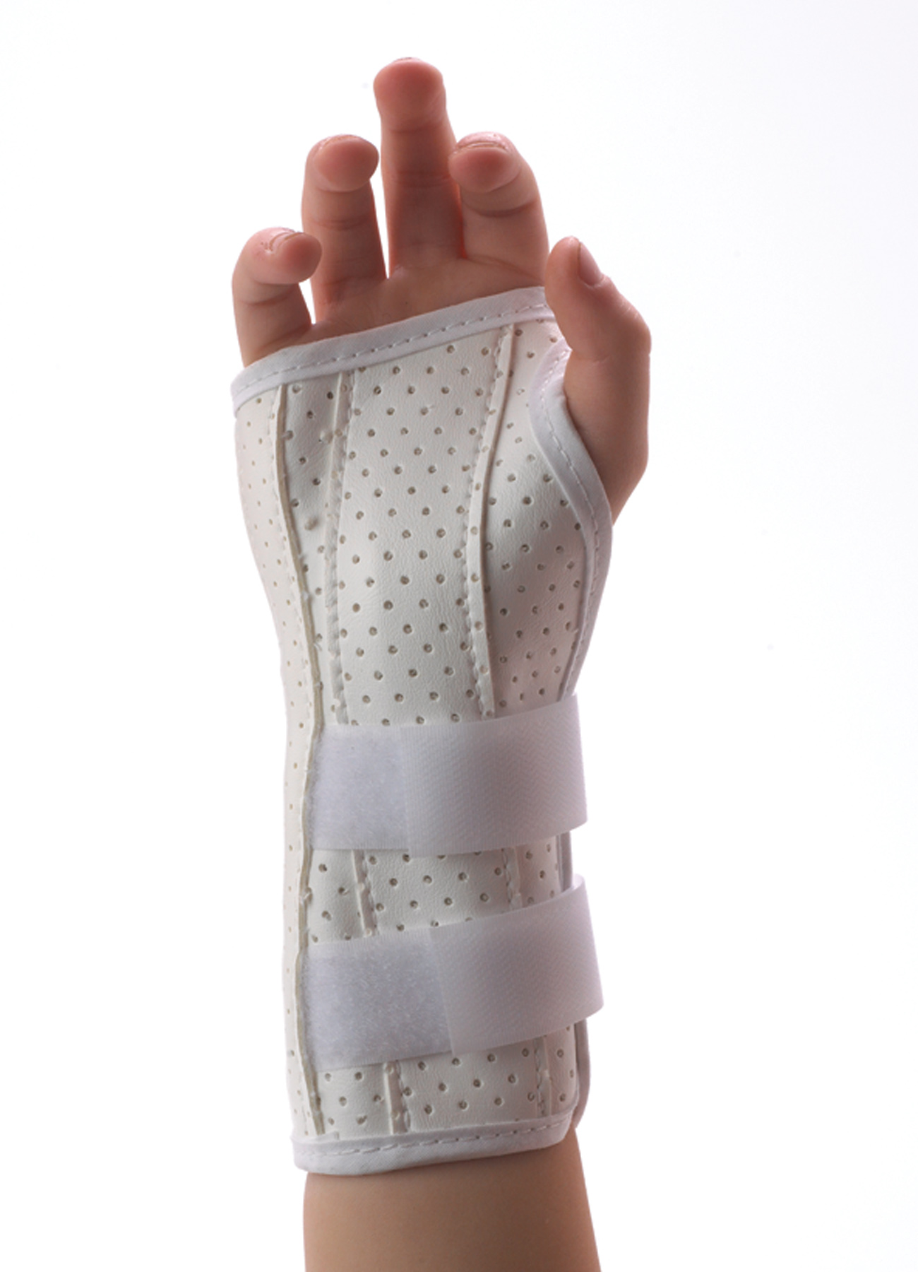 Signature and Ultra Vinyl Wrist Splint