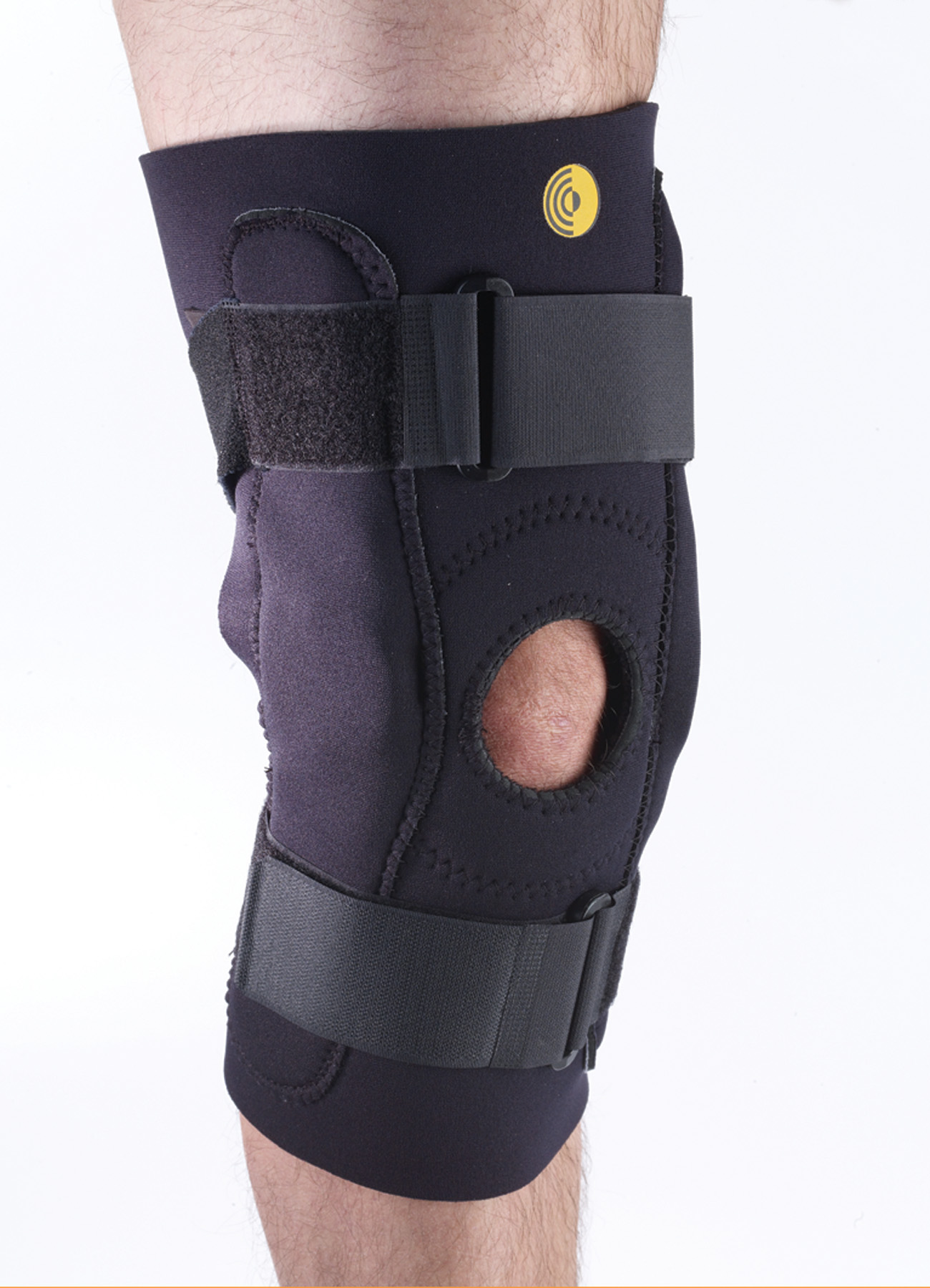 Posterior Adjustable Knee Sleeve w/Hinge