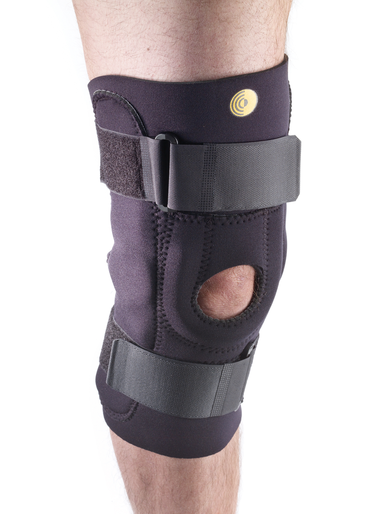 U-Shaped Patella Stabilizer w/Hinge