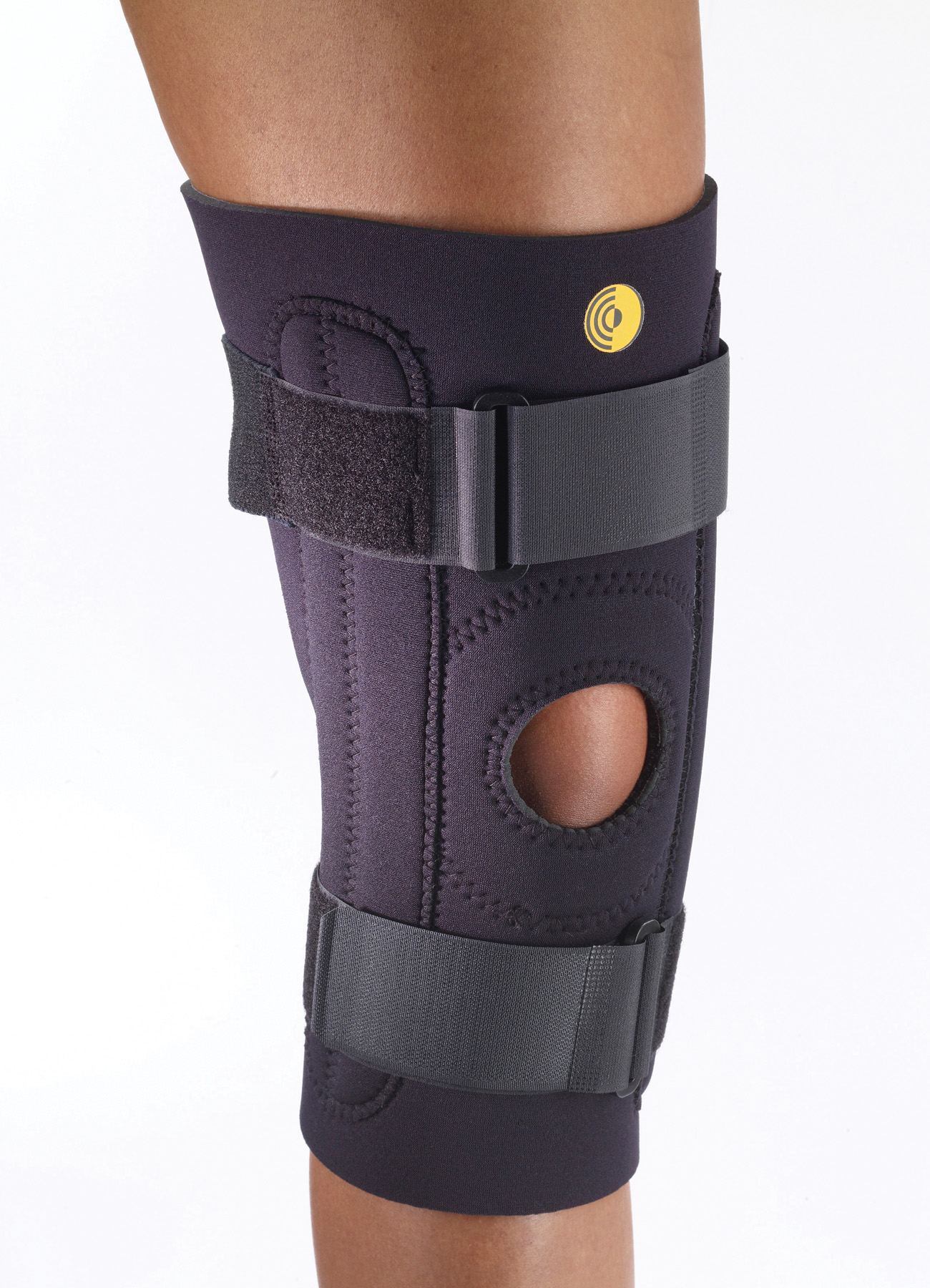 Posterior Adjustable Knee Sleeve w/Cor-Trak Buttress
