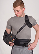 Ultra Shoulder Abduction Pillow w/Firm Fit Sling